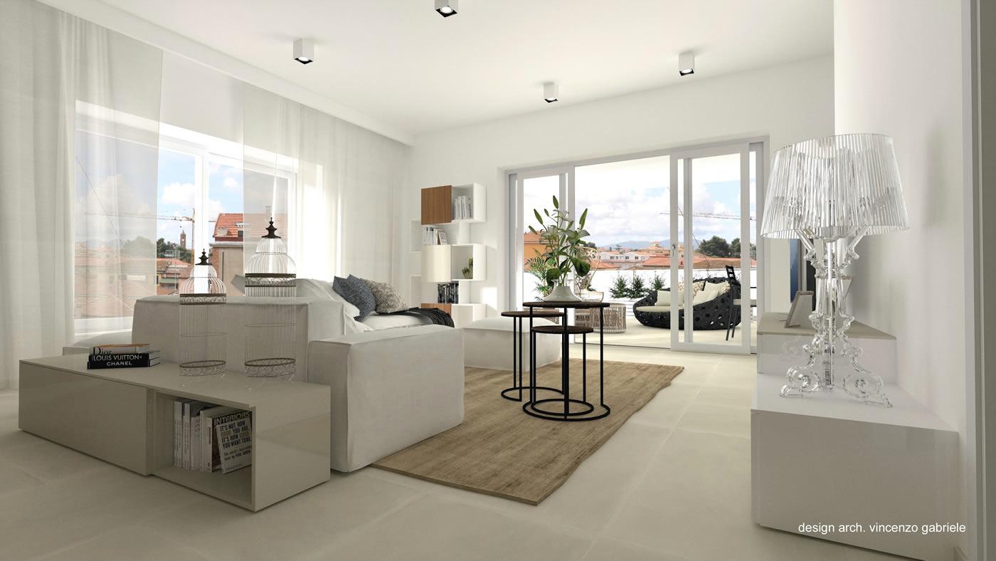 Progettazione di interni for Design case interni