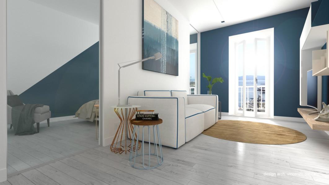 Progetti di interni di case ambienti e attivit commerciali for Case interni design