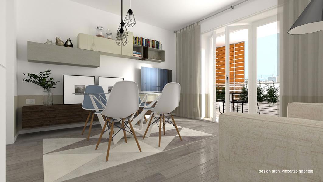 First home appartamento di 45 mq a grosseto - Mq minimi bagno ...