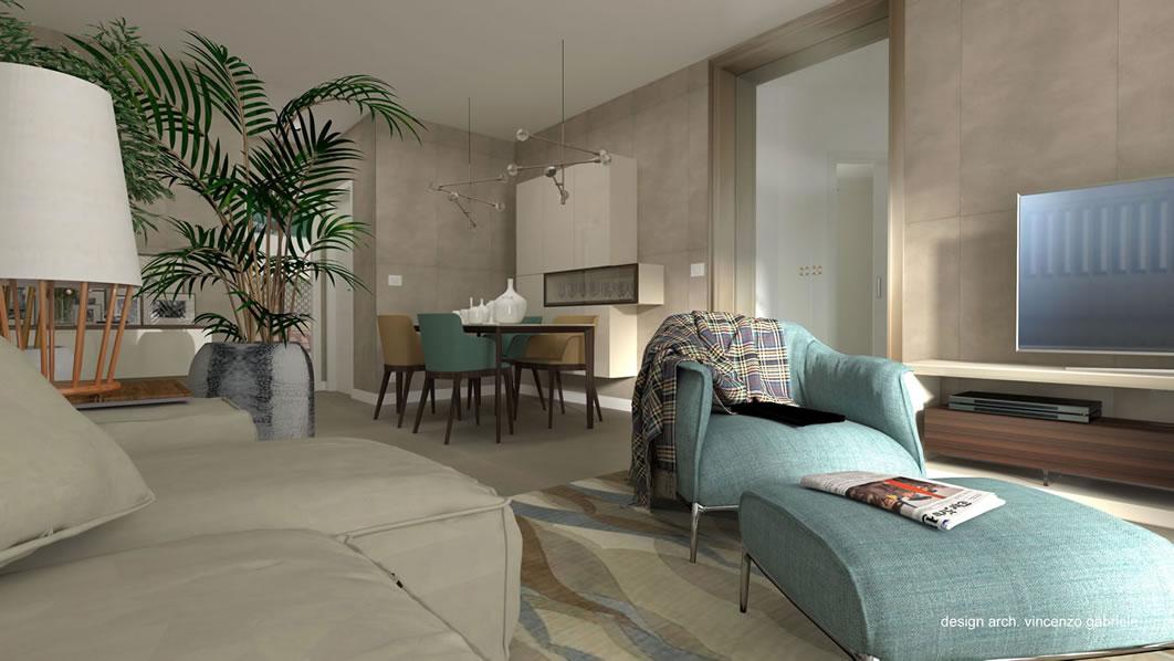 Progetti interni case interesting arredare casa piccola for Progetti interni case